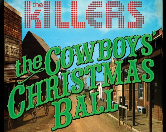 The Killers vuelven a sacar tema navideño 'The Cowboy's Christmas Ball'