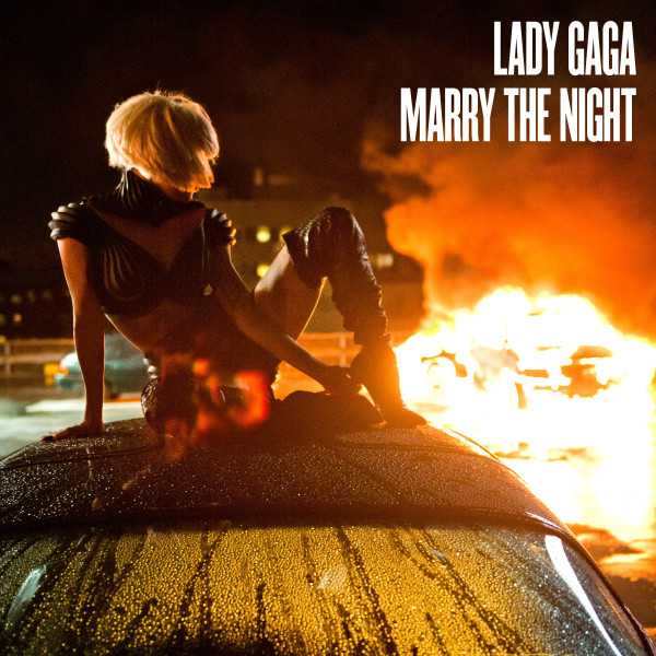 Lady Gaga habla del vídeo de 'Marry The Night'