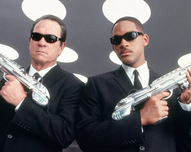 Ya está aquí el primer trailer de 'Men In Black 3'
