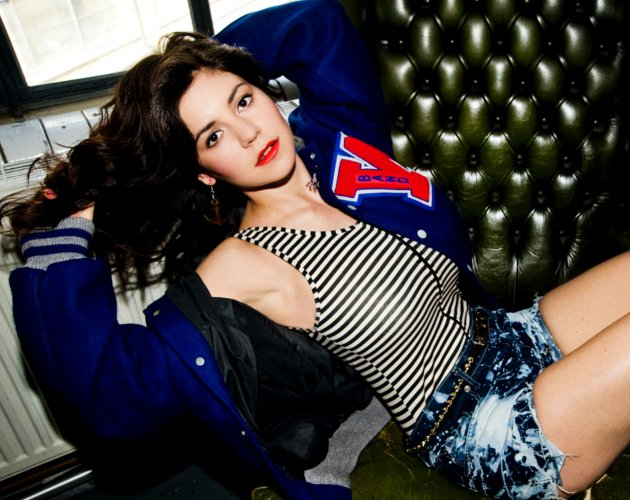 Marina & The Diamonds asegura que Britney Spears ha estado grabando para su nuevo disco