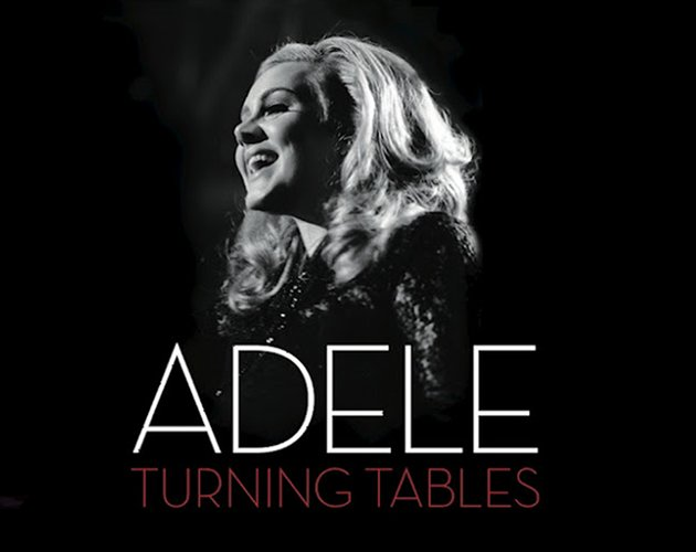 Adele sacará un single más en Australia: 'Turning Tables'