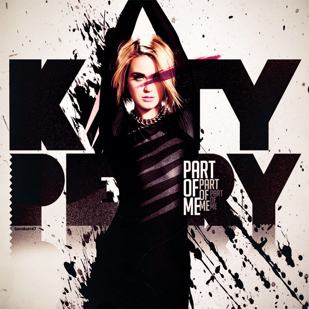 Katy Perry directa al #1 de Billboard con 'Part Of Me'