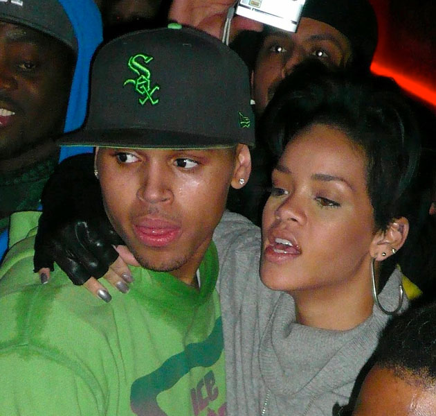 Rihanna y Chris Brown - 'Birthday Cake'