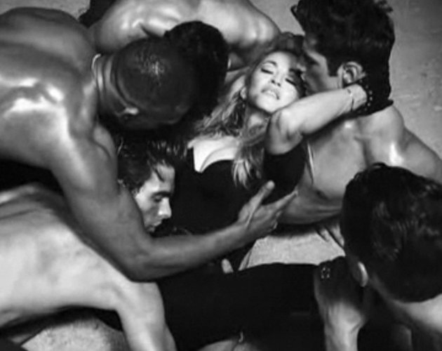 El vídeo de 'Girl Gone Wild' de Madonna