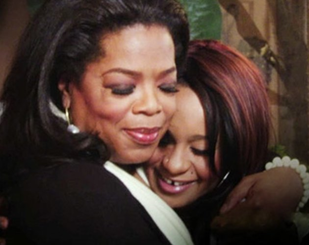 Oprah consigue entrevistar a Bobbi Kristina, hija de Whitney Houston