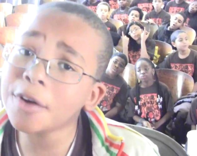 El coro de niños PS22 versiona 'The Greatest Love Of All' de Whitney Houston