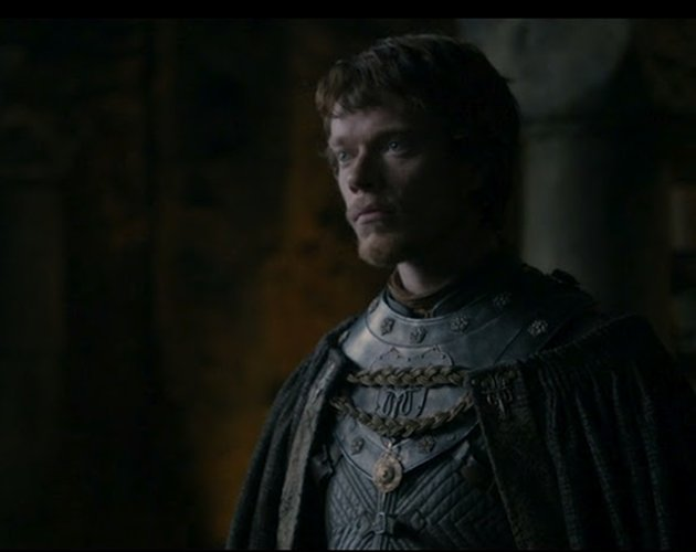 Alfie Allen, desnudo en la segunda temporada de 'Game of Thrones'
