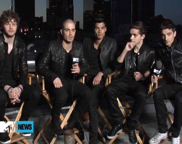 The Wanted estrena video para 'Chasing The Sun'