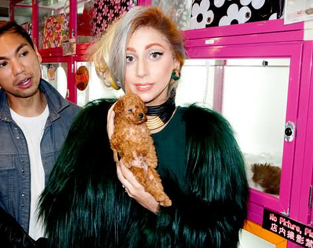 Lady Gaga en Japón X Terry Richardson: Parte 2