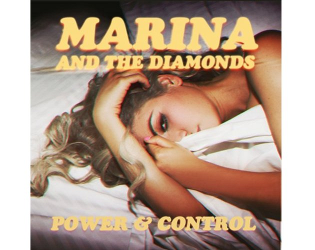 Marina & The Diamonds presenta la genial portada de su nuevo single 'Power & Control'
