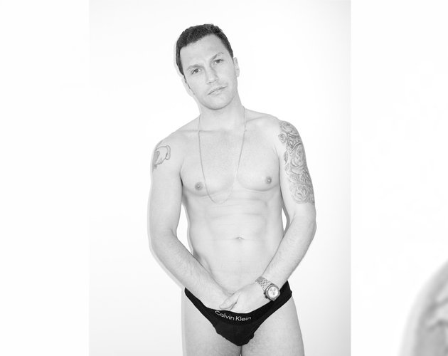 Terry Richardson fotografia a Sean Avery, jugador de hockey