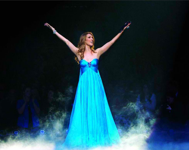 Celine Dion versiona 'Rolling In The Deep' de Adele