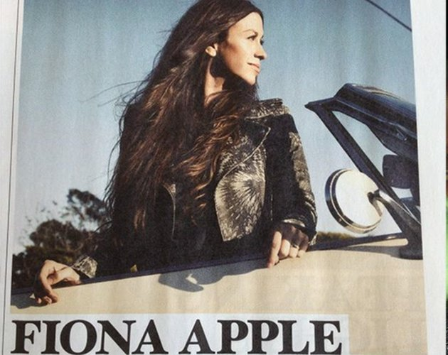 'NME' confunde a Fiona Apple con Alanis Morissette