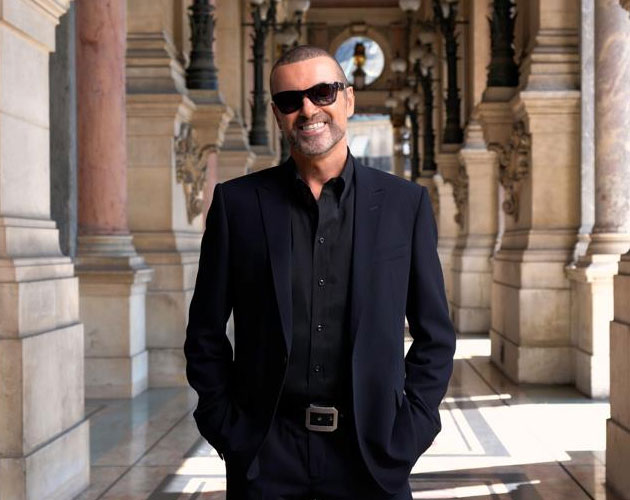 George Michael se ha comido un vocoder para 'White Light'