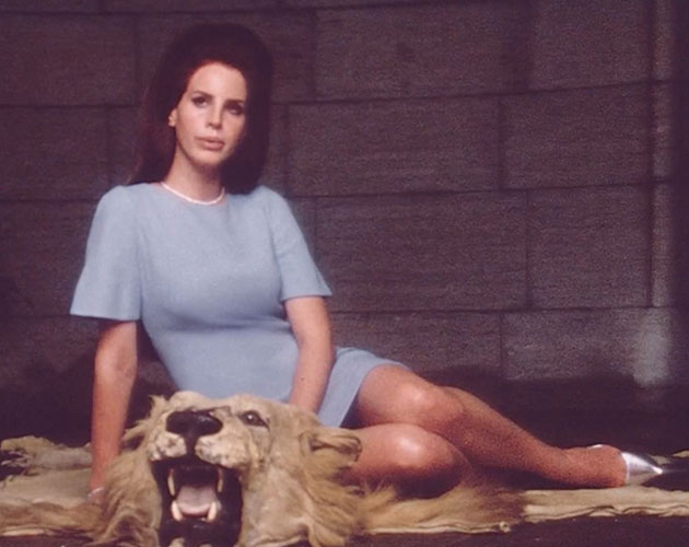Lana del Rey - 'National Anthem': el vídeo completo