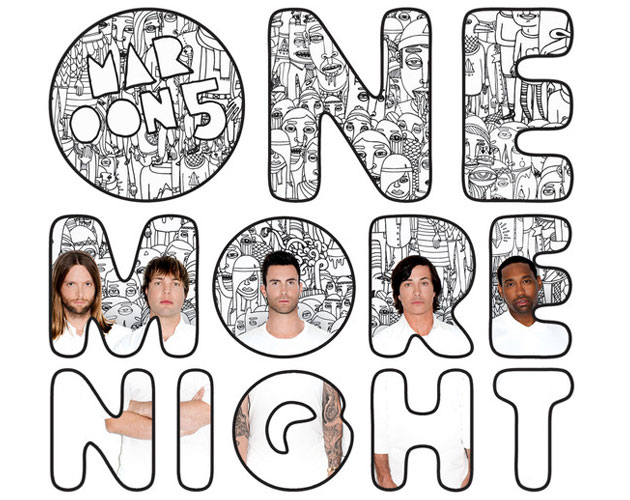 Maroon 5 estrenan vídeo para 'One More Night'