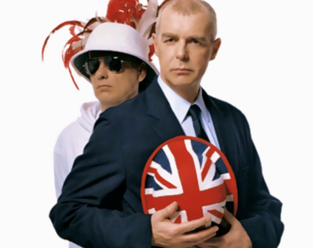 Pet Shop Boys, Take That y One Direction, en la ceremonia de clausura de los Juegos Olímpicos de Londres