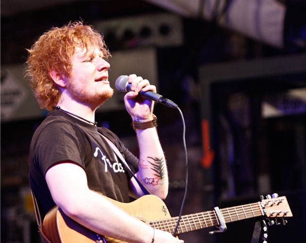 Ed Sheeran versiona 'We Found Love' de Rihanna