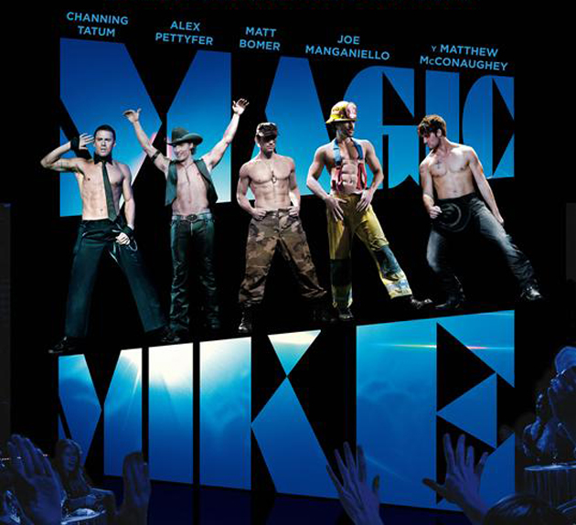 ¡Sorteamos 5 entradas dobles para 'Magic Mike'!