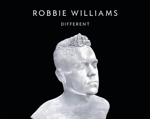 Robbie Williams estrena 'Different', su nuevo single