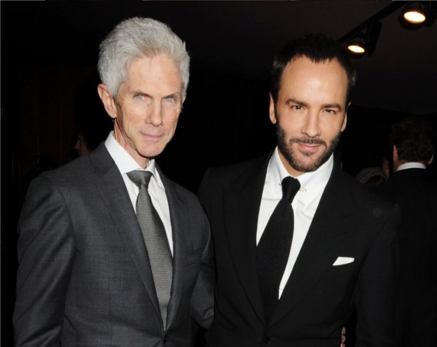 Tom Ford es padre