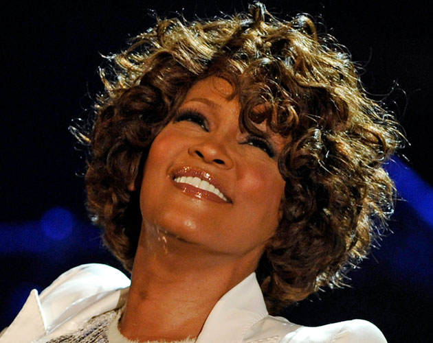 Escucha un adelanto de 'Never Give Up', nuevo tema de Whitney Houston
