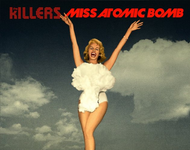 The Killers estrenan vídeo para 'Miss Atomic Bomb'