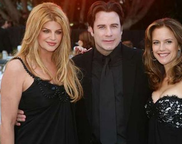 Kirstie Alley asegura que John Travolta no es gay