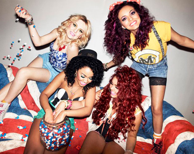 Escucha 'Red Planet', el dueto de Little Mix con T-Boz de TLC