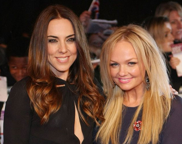 Melanie C y Emma Bunton cantan 'I Know Him So Well' en televisión