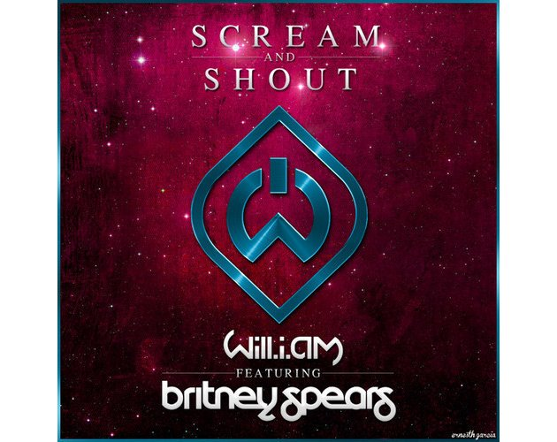 Britney Spears versiona 'Seal It With a Kiss' en 'Scream & Shout'