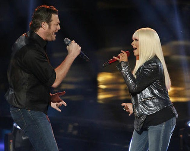 Christina Aguilera estrena 'Just A Fool' y 'Let There Be Love' en 'The Voice'