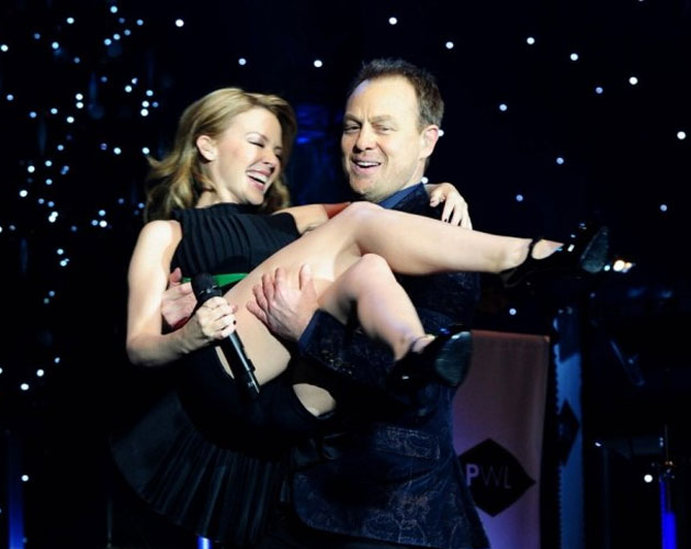 Kylie y Jason Donovan por fin cantan juntos de nuevo 'Especially For You'