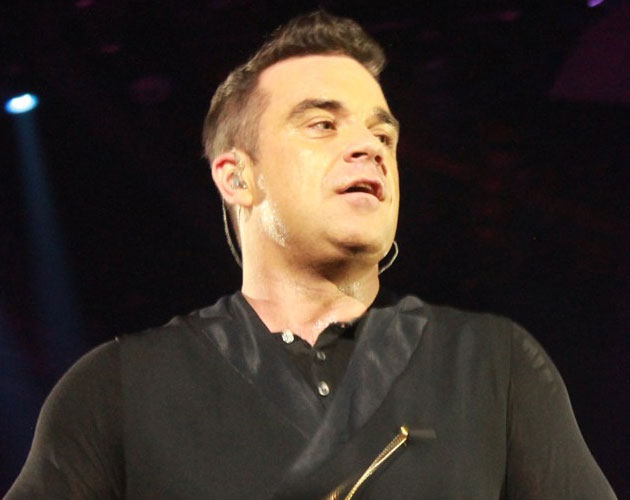 Vídeo del 'Take The Crown Tour 2012' de Robbie Williams al completo