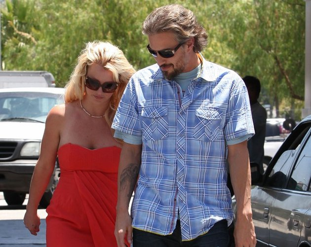 Es oficial: Britney Spears rompe con Jason Trawick