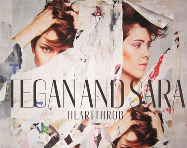Tegan & Sara muestran en streaming su nuevo disco 'Heartthrob'