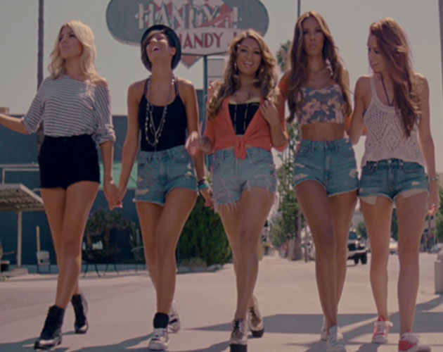The Saturdays sacarán disco nuevo en Europa, 'The Chase'