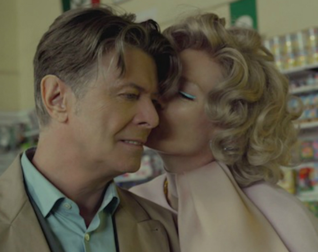 David Bowie presenta su nuevo vídeo, 'The Stars (Are Out Tonight)' con Tilda Swinton