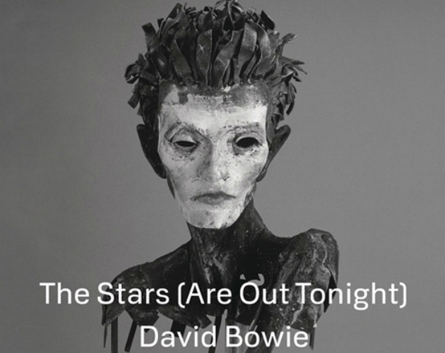 David Bowie anuncia nuevo single 'The Stars (Are Out Tonight)'