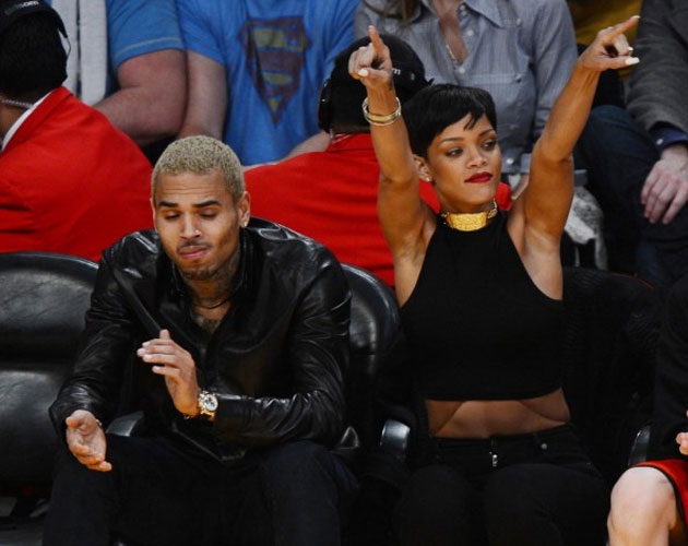 Rihanna ruptura Chris Brown