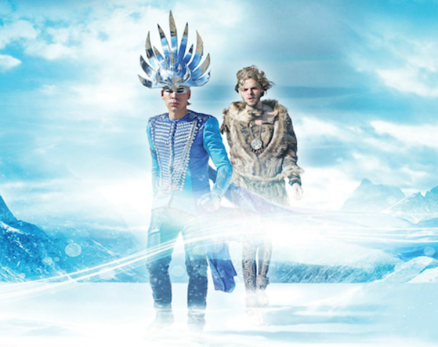 Vuelve Empire of the Sun con 'Ice On The Dune'