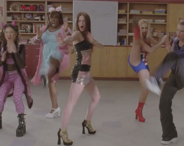 'Glee' versiona 'Wannabe' de Spice Girls