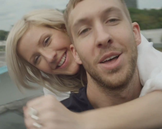 Ellie goulding dating calvin harris
