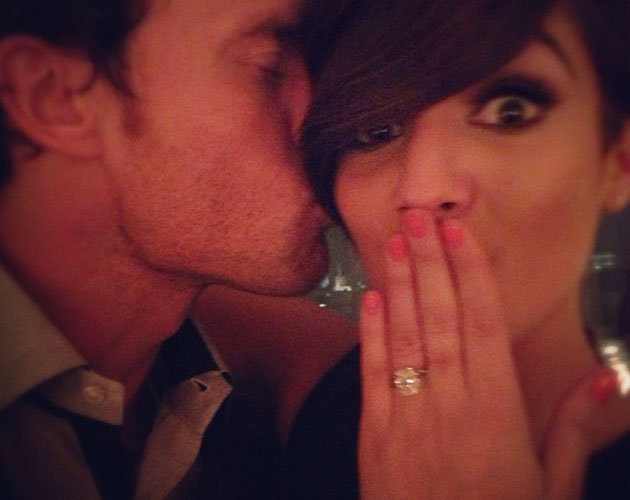 Frankie de The Saturdays anuncia boda