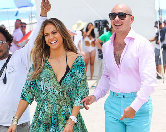 Escucha un adelanto de 'Live It Up' de Jennifer López con Pitbull