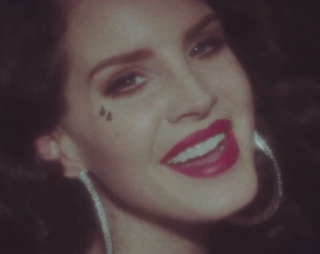 Lana Del Rey estrena el vídeo de 'Young & Beautiful'