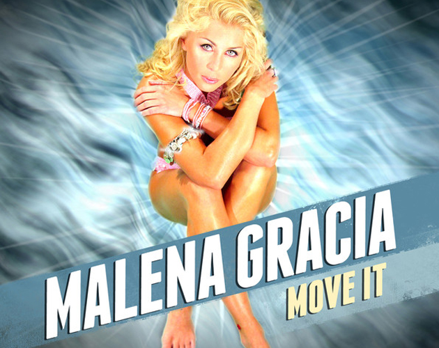 Malena Gracia vuelve con 'Move It'