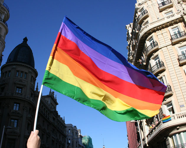 gran via orgullo gay