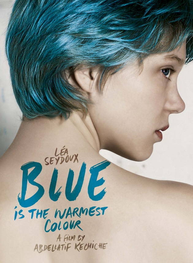 ... is the Warmest Colour, which followed the story of two lesbian lovers