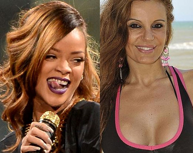 Rihanna podría incluir en el vídeo de 'Pour It Up' a Sonia Monroy